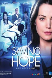 Cartel de Saving Hope