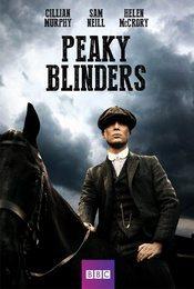 Cartel de Peaky Blinders