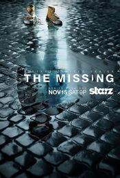 Cartel de The Missing