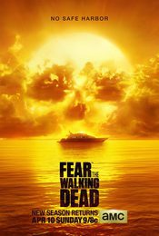 Cartel de Fear The Walking Dead