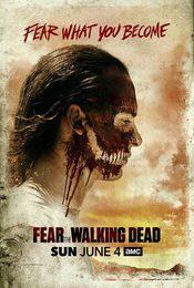 Cartel de Fear The Walking Dead