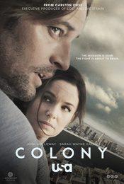 Cartel de Colony