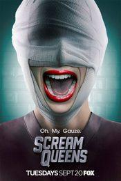 Cartel de Scream Queens