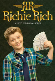 Cartel de Richie Rich