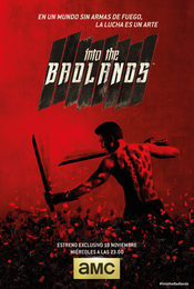 Cartel de Into the Badlands