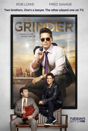 Cartel de The Grinder