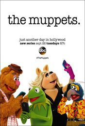 Cartel de The Muppets