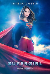 Cartel de Supergirl