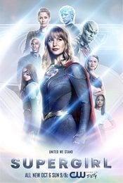 Cartel de Supergirl