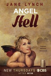 Cartel de Angel from Hell