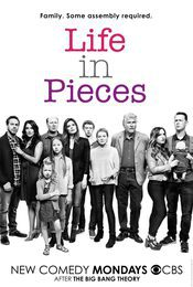 Cartel de Life in Pieces