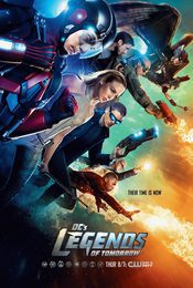 Cartel de Legends of Tomorrow