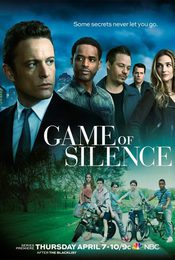 Cartel de Game of Silence