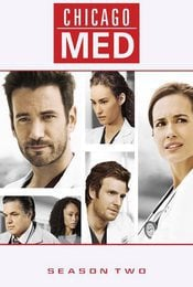Cartel de Chicago Med