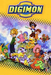 Cartel de Digimon