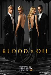 Cartel de Blood & Oil