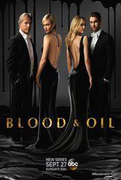 Cartel de Blood & Oil