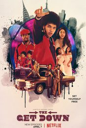 Cartel de The Get Down