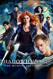 Cartel de Shadowhunters: The Mortal Instruments