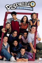 Cartel de Degrassi: The Next Generation
