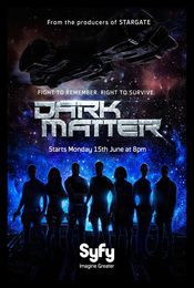 Cartel de Dark Matter