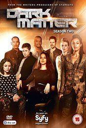 Cartel de Dark Matter