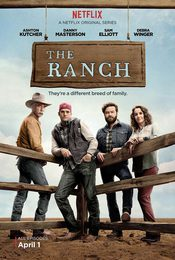 Cartel de The Ranch