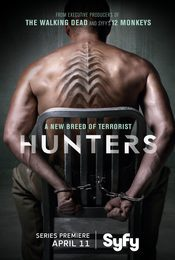 Cartel de Hunters (2016)