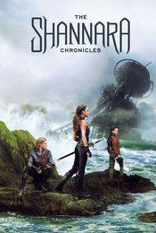 Cartel de Las crónicas de Shannara