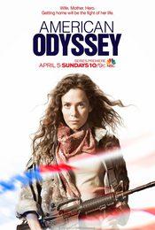 Cartel de American Odyssey