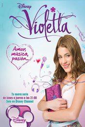 Cartel de Violetta