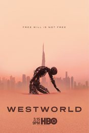 Cartel de Westworld