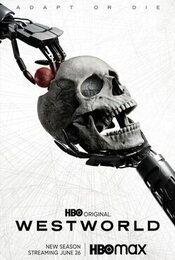Cartel de Westworld