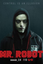Cartel de Mr. Robot