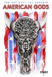 Cartel de American Gods