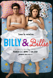 Cartel de Billy & Billie