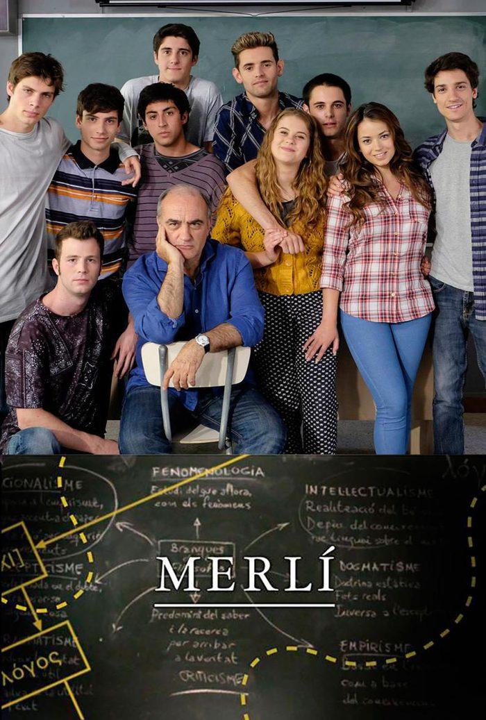 Merlí. Serie TV - FormulaTV