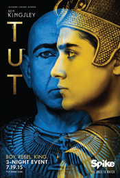 Cartel de King Tut