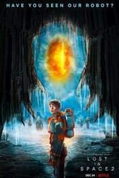 Cartel de Lost in Space