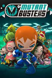 Cartel de Mutant Busters