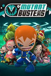 Cartel de Mutant Busters