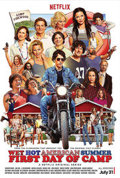 Cartel de Wet Hot American Summer: First Day of Camp