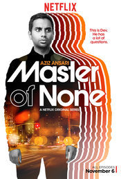 Cartel de Master of None