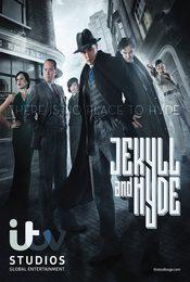 Cartel de Jekyll and Hyde