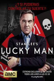 Cartel de Lucky Man