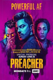 Cartel de Preacher