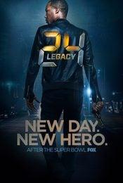 Cartel de 24: Legacy