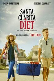 Cartel de Santa Clarita Diet
