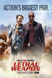 Cartel de Lethal Weapon