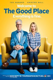 Cartel de The Good Place
